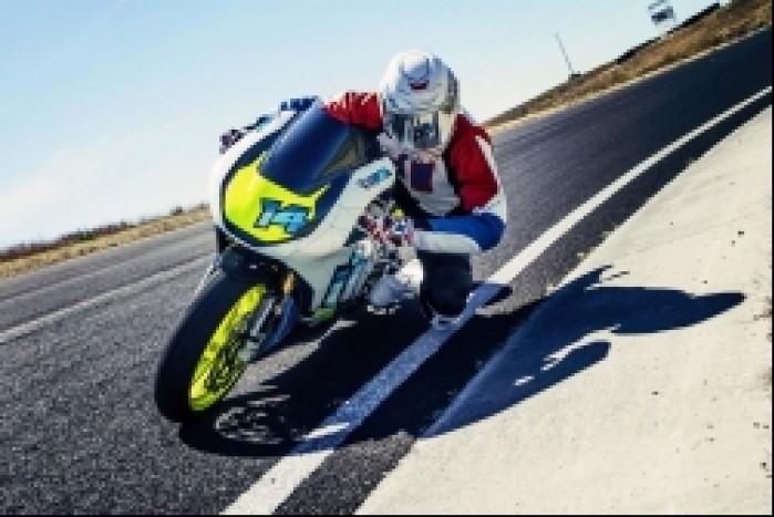Kawasaki ZX 3RR Concept Icon przod