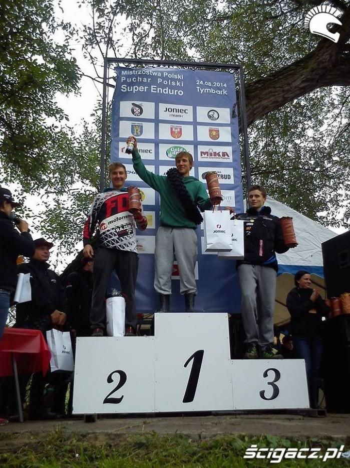 podium MP Superenduro Junior