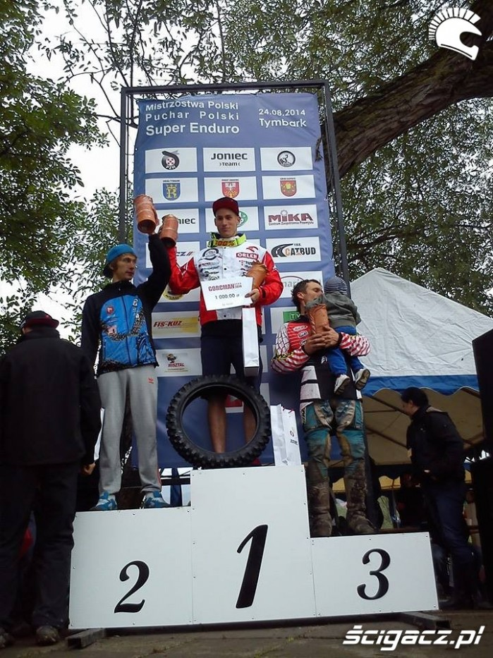 podium MP Superenduro Open