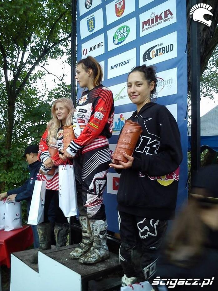 podium PP Kobiet