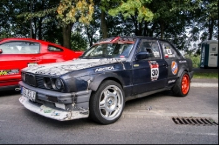 BMW E30 driftingowe