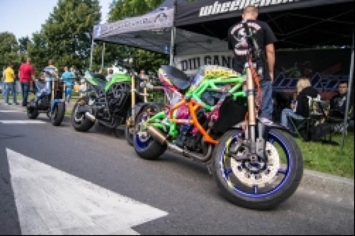 motocykl Beka