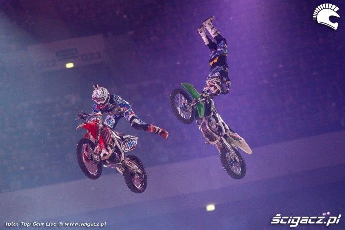 FMX Top Gear Live Warsaw