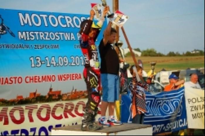 Afonso na podium