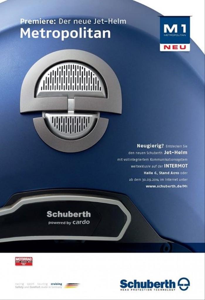 Schuberth M1 Metropolitan