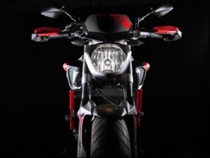 Yamaha MT07 Moto Cage 2