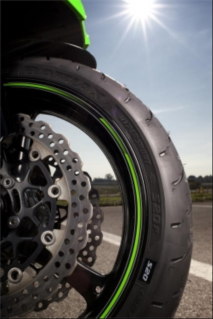 Bridgestone Battlax Hypersport S20 EVO Kawasaki