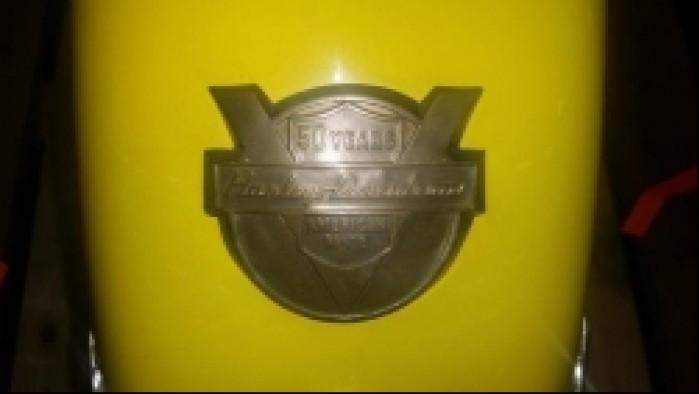hydra glide harley 1954