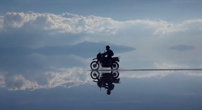 motocyklowe lustro