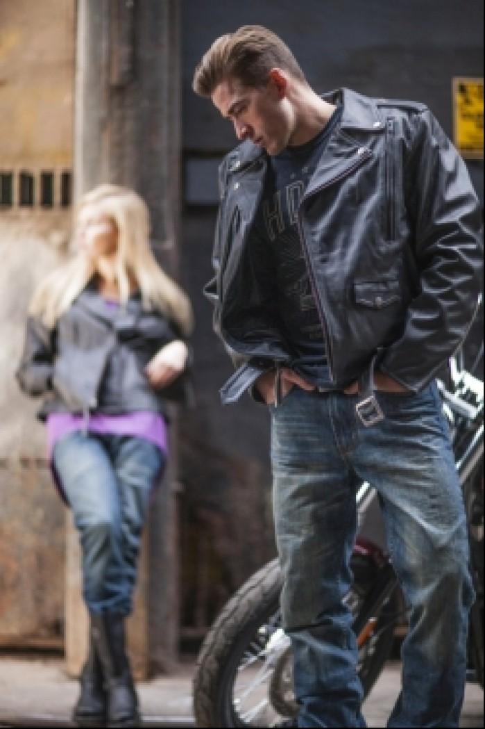 spodnie harley davidson 2014