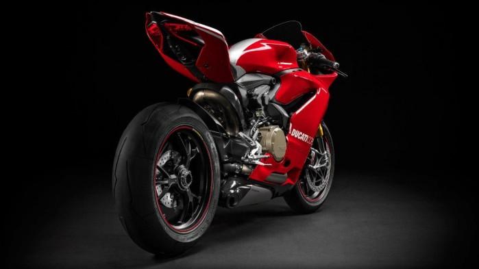 Ducati Panigale R 2015 tyl