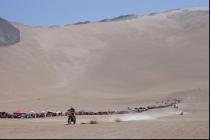 Etap 9 Dakar 2014 barreda