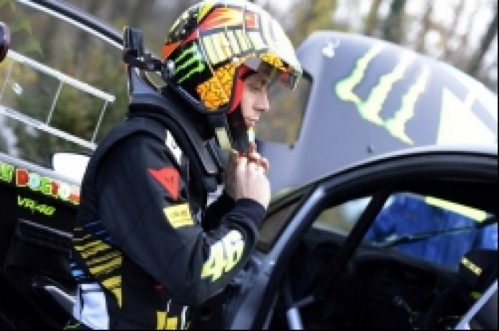 vale rossi monza rally show