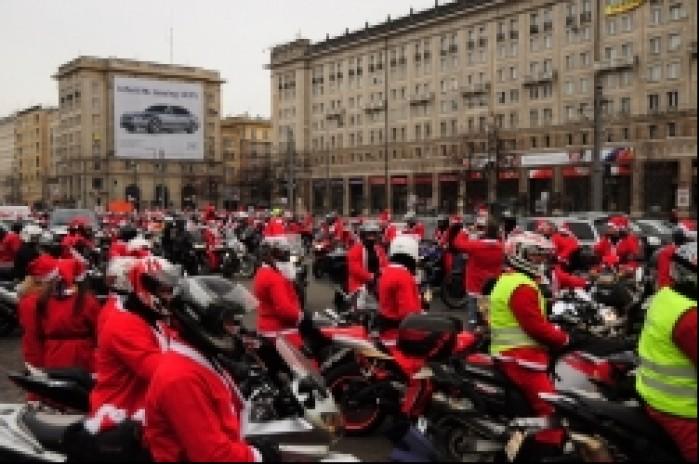 Motomikolajki Warszawa