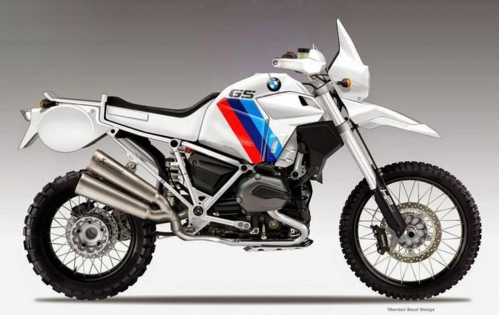 BMW R1200 Bezzi
