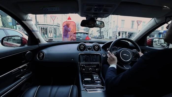 Jaguar Land Rover stawia na bezpieczenstwo