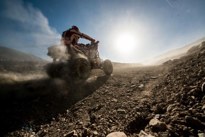 Etap 9 Dakar 2014 Sonik