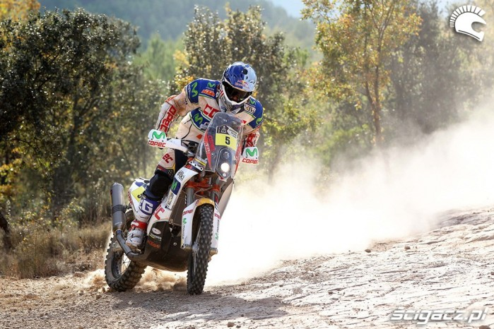 LOPEZ KTM Rally Dakar 2014