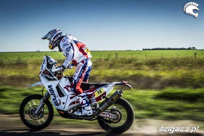 Przygonski Dakar 2014 Orlen Team
