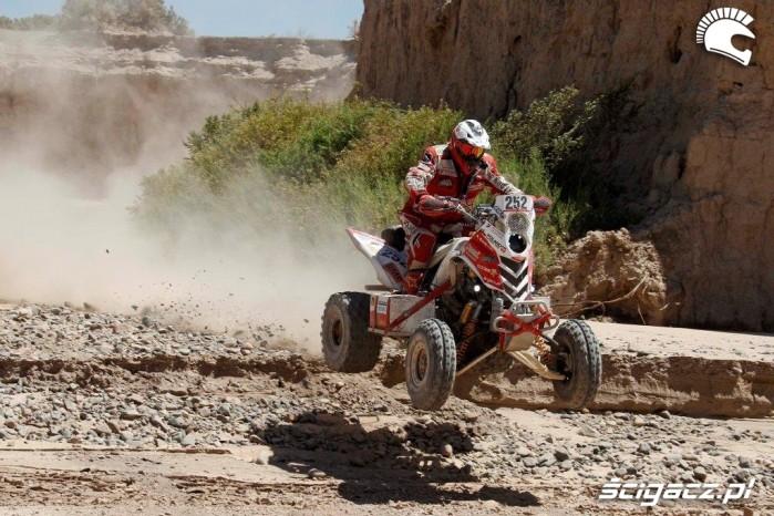 Rafal Sonik Dakar 2014 D4