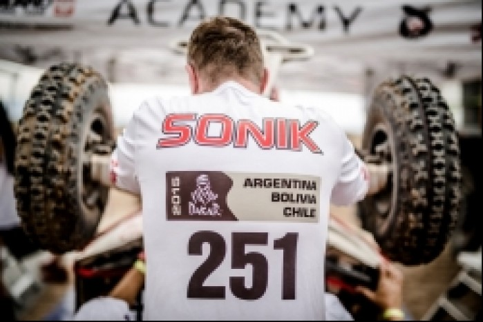 Rafal Sonik Dakar 2015 D3