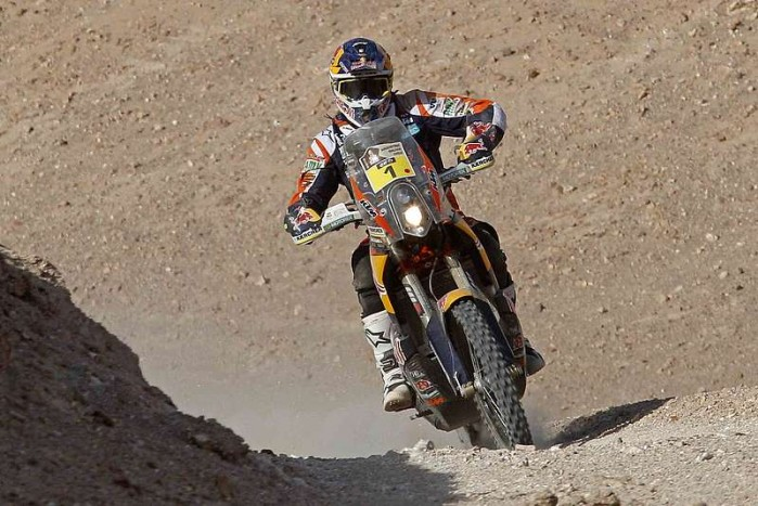 Marc Coma D6 Dakar 2015