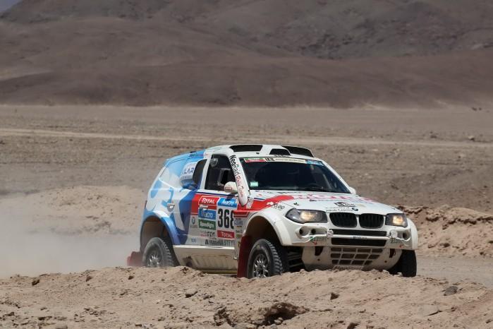 Poland National Team Dakar 2015