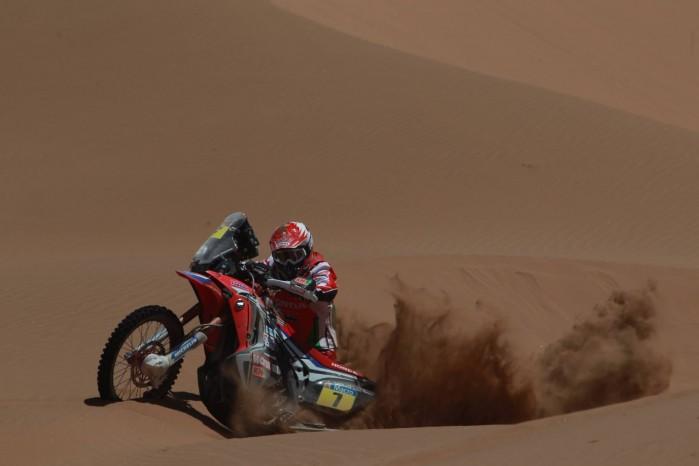 Paolo Goncalves Dakar 2015 Day 8