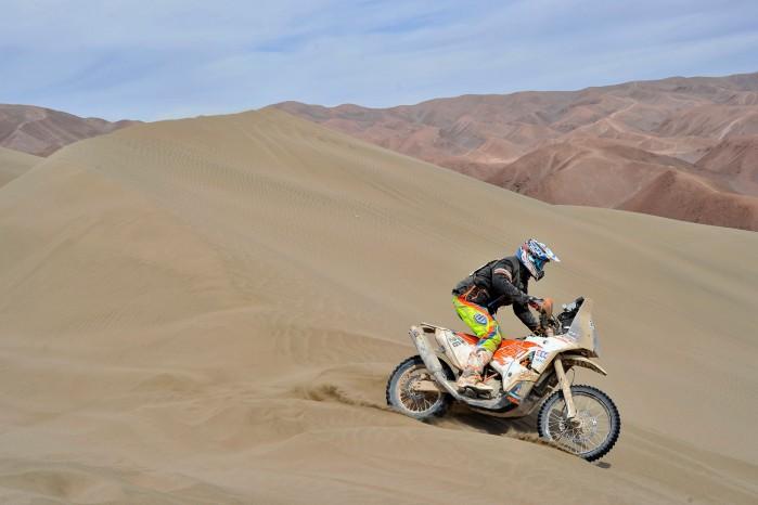 Chile Dakar 2015