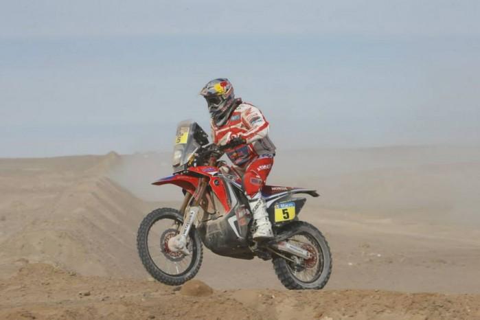 Goncalvez Dakar 2015