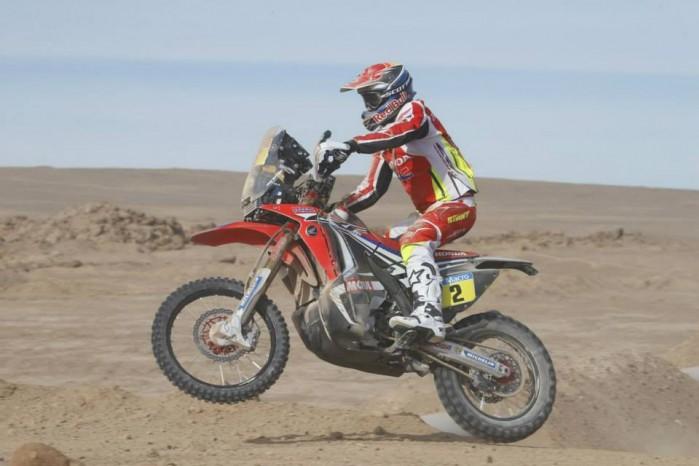 HRC Honda Dakar 2015