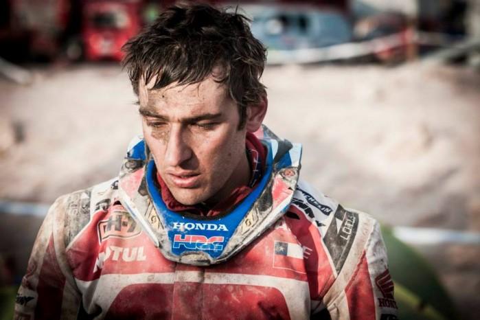 Zmeczenie Dakar 2015