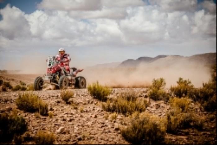 Rafal Sonik Rajd Dakar 2015 XI etap