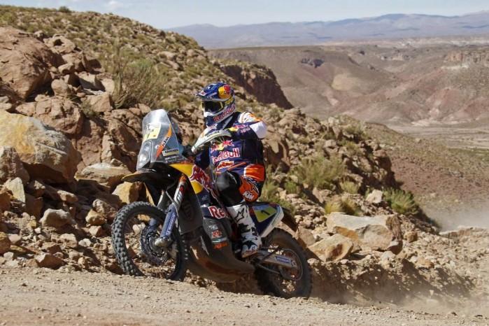 Marc Coma Rajd Dakar