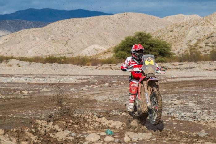 Paulo Goncalves Dakar 2015