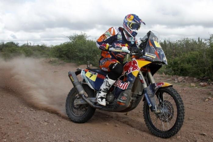 Coma Dakar 2015