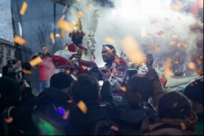 rafal sonik rynek glowny krakow