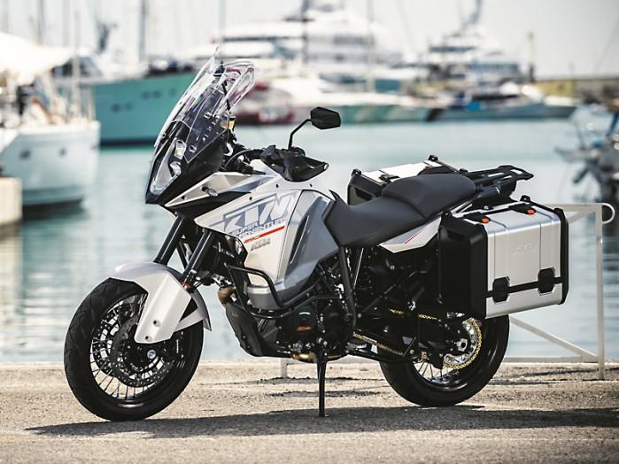 KTM 1290 SUPER ADVENTURE MY2015