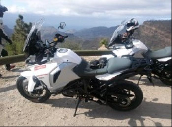 KTM 1290 Super Adventure Gran Canaria