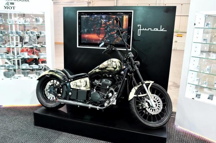 2015 Wystawa Motocykli Warszawa