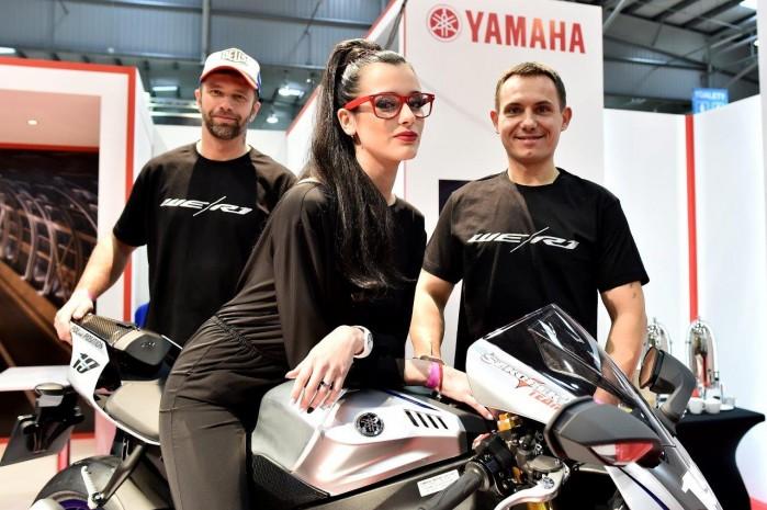 2015 Wystawa Motocykli Warszawa Badziak Szkopek