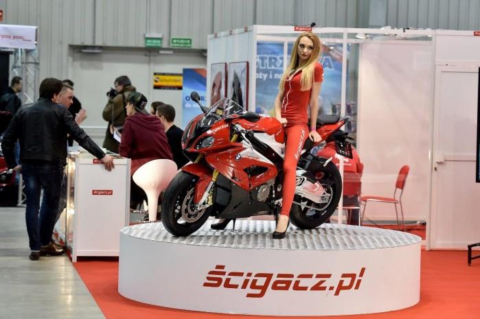2015 Wystawa Motocykli Warszawa Scigacz