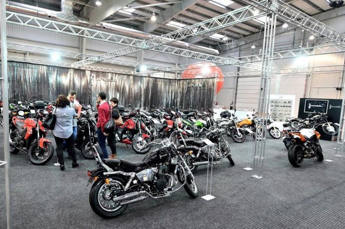 Almot 2015 Wystawa Motocykli Warszawa