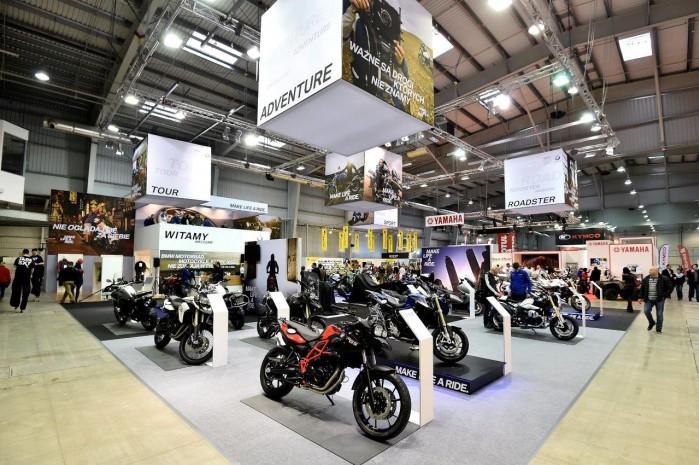 BMW 2015 Wystawa Motocykli Warszawa