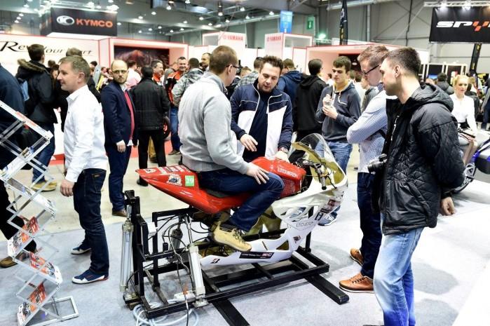 CSS 2015 Wystawa Motocykli Warszawa