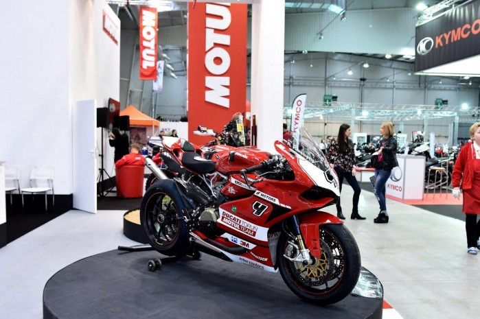Ducati Torun 2015 Wystawa Motocykli Warszawa