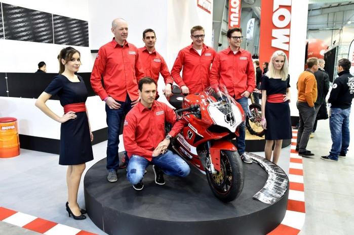 Ducati Torun Motul Team