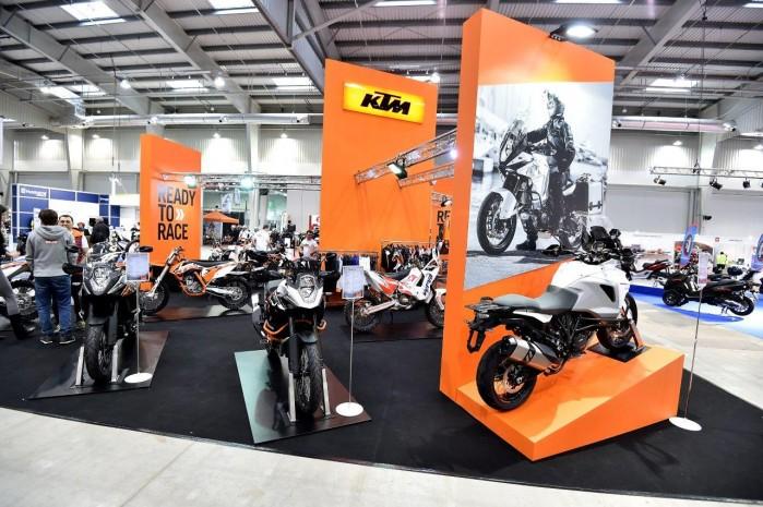 KTM 2015 Wystawa Motocykli Warszawa