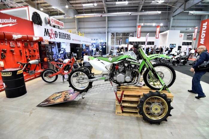 Mad Riders 2015 Wystawa Motocykli Warszawa