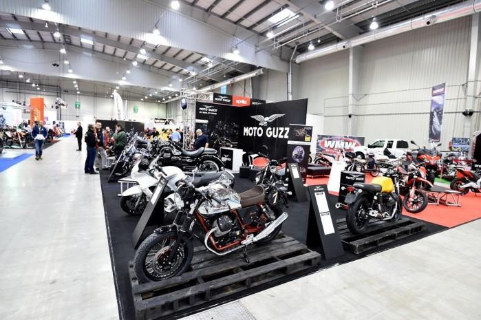 Moto Guzzi 2015 Wystawa Motocykli Warszawa